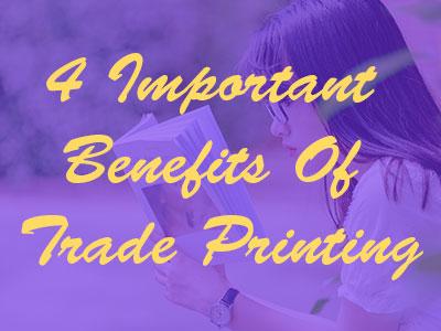 trade printing